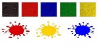 Pigmenty Żelazowe Proszkowe